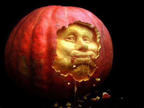 amazing pumpkin templates more amazing pumpkin carvings by ray villafane bored panda