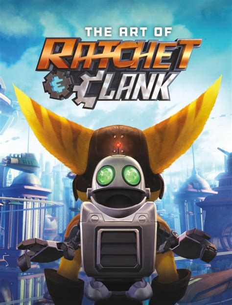 art  ratchet clank hc profile dark horse comics