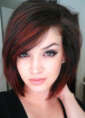 25 best ideas about round face short hair on pinterest
