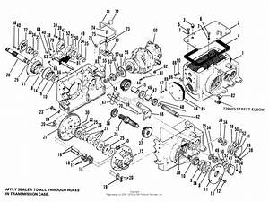 Magnum Tractor Transmission Diagram