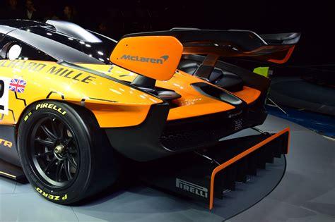 Mclaren Senna Gtr Concept Looks Ready To Destroy Everything