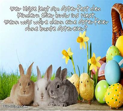 Frohes German Easter Ecard Customize