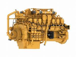 Caterpillar Unveils Latest And Largest Engine For Cleaner