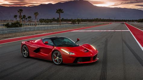 Ferrari Laferrari 2017 4k Wallpapers Hd Wallpapers Id