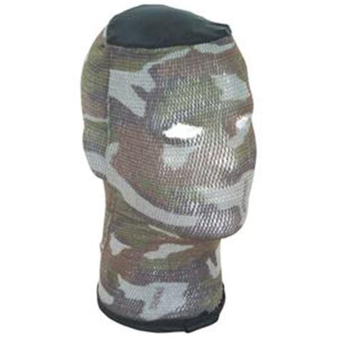 sgtreedsmilitarysupply  camo spandoflage head net
