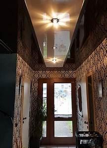 Flur Beleuchtung Decke : decke im flur oder treppenhaus mit plameco renovieren ~ Michelbontemps.com Haus und Dekorationen