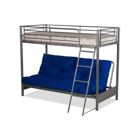 futon bunk bed buy cheap bunk bed with mattress included compare beds