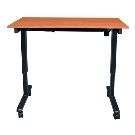 tarrant county bond desk stand up desk t table viewing gallery convert sitting