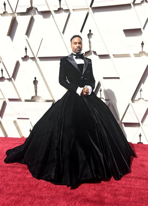 Billy Porter The Oscars Red Carpet