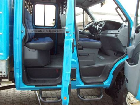 iveco offroad daily    dw wheel  double cab