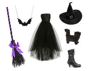 Homemade Witch Costume Ideas