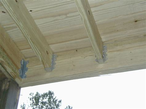 Deck Joist Hangers Corner by Beautiful Joist Hangers For Decks 6 Joist Hangers