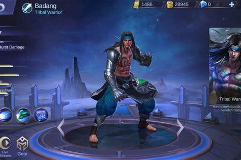 Setelah Kadita, Mobile Legends Hadirkan Hero Badang Di