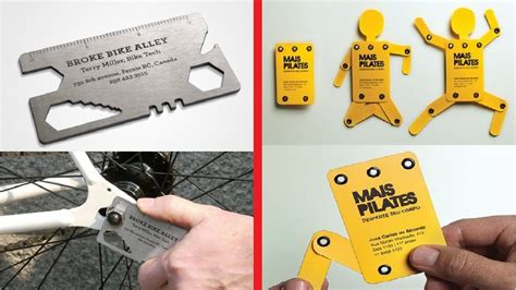 creative business card designs  ideas