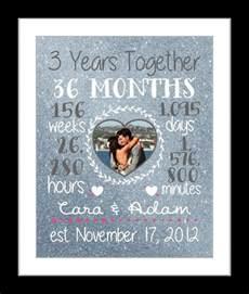 3rd wedding anniversary gifts for best 25 3 year anniversary ideas on 2 year anniversary anniversary ideas boyfriend