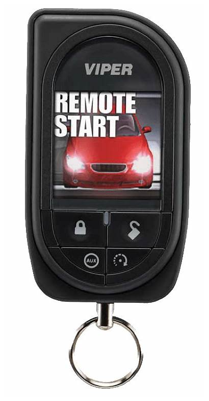 Smartphone Remote Starters Controlled