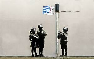 Download Free Banksy Art Wallpaper Page 3 of 3