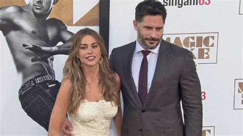 sofia vergara husband joe sofia vergara wishes husband joe manganiello a happy