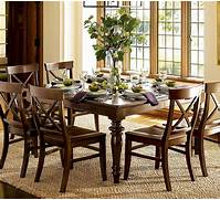Dining Room  Country Dining Room Decorating Ideas With Wallpaper Country Din