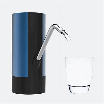 Water Pump Usb Wireless Electric Display Stainless