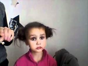 Maquillage D Halloween Pour Fille : tuto maquillage halloween youtube ~ Melissatoandfro.com Idées de Décoration