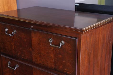 Lateral File Cabinets by Kimball Wood 4 Drawer Lateral File Cabinet Peartree