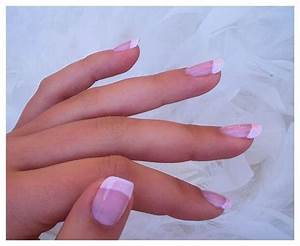 Light pink french manicure | Nailicious!!!! | Pinterest