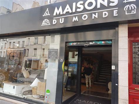 maisons du monde magasin de meubles  rue du faubourg saint antoine  paris adresse