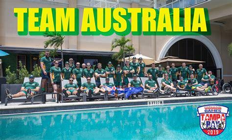 games warrior highlights australia
