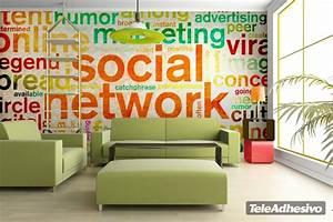 Decoración para una cibercafé Blog teleadhesivo
