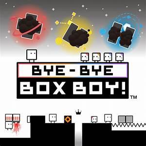 BYE BYE BOXBOY Nintendo 3DS Download Software Games