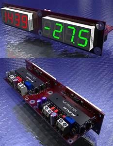 Icl7106 Icl7660 Voltmetre Ampermetre Devreleri  U2013 Elektronik Devreler Projeler