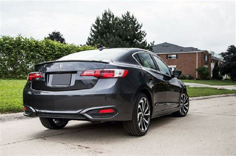 2019 Acura ILX : 2019 Acura Ilx Release Date Redesign Review