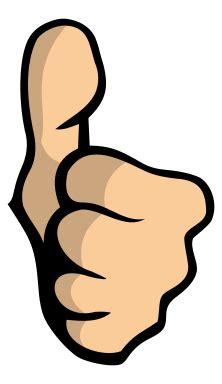 Thumbs Clipart Clipart Thumbs Up Thumbs Clipart Best