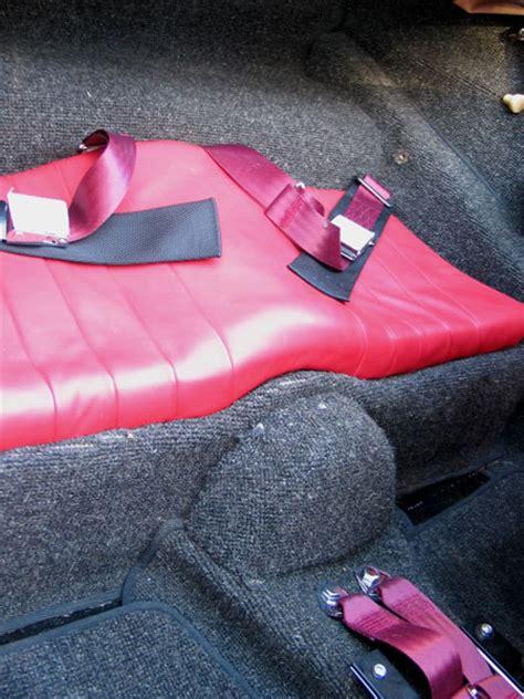 Seat Belt, Front Retractable Seatbelt