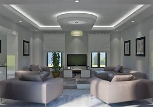 Modele De Salon : villa contemporaine 115m2 etage mod le iris salon de ~ Premium-room.com Idées de Décoration