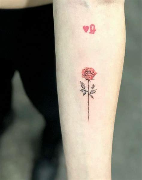 1001 + ideas de tatuajes de rosas super bonitos con fuerte