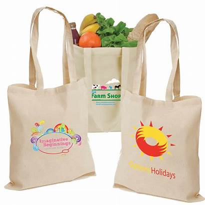 Cotton Bags Tote Printed Bag Natural Hotline