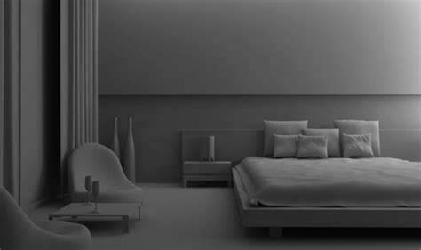 Modeling & Rendering an Interior Scene using 3ds Max and