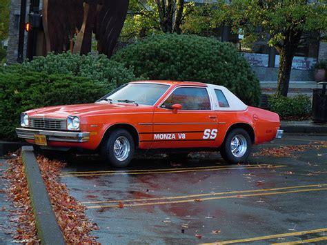 Chevrolet Monza V8 Ss
