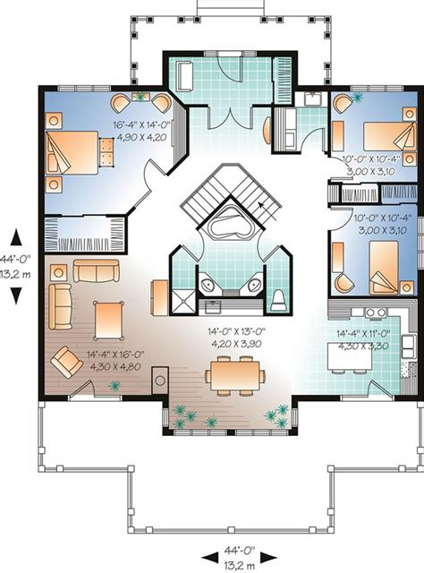 first floor plan sims 3 house plans pinterest