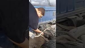 2006 Dodge Ram 1500 Replace Fuel Pump By Removing Truck