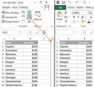 how to compare two excel files or sheets for differences With compare excel documents online