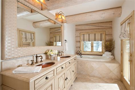 Design Bathrooms by 16 Fantastic Rustic Bathroom Designs That Will Take Your