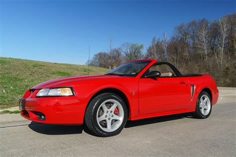 1999 Ford Mustang  Fast Lane Classic Cars