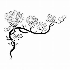 Dessin Fleur De Cerisier Japonais Noir Et Blanc : r sultats google recherche d 39 images correspondant http ~ Melissatoandfro.com Idées de Décoration