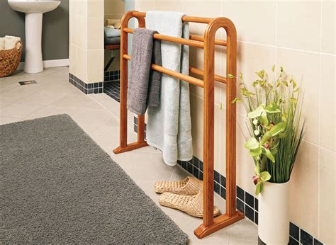 towel rack woodworking project woodsmith plans