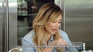 Sad Keeping Up With The Kardashians GIF - Find & Share on ...
