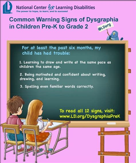 common warning signs of dysgraphia in children pre k to 814 | 0e8842987301de7acba0166b6496139a