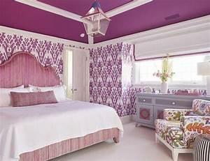 25, Attractive, Purple, Bedroom, Design, Ideas, To, Copy